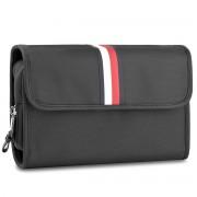 Smink táskák TOMMY HILFIGER - Elevated Foldable Washbag CC AM0AM03372 002