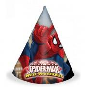 Set 6 coifuri Spiderman Ultimate