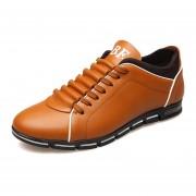 Zapatos Para Hombre Cuerco Buena Pormeable Al Aire - Amarillo