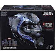 Hasbro Casco Interactivo Black Panther Marvel - Hasbro