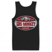 GMG Since 2004 Label Tank Top