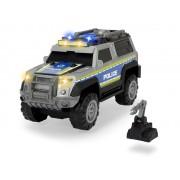 Masina de politie, 30 cm, cu sunet, lumini si accesorii Dickie Toys