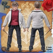 Harry Potter 8 inch Action Figure Series one; SET OF 3 FIGURES FIGURES TOY CO