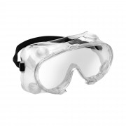 Safety Glasses - set of 10 - clear - one size