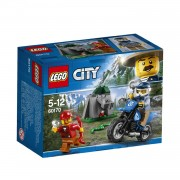 LEGO City off-road achtervolging 60170