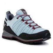 Туристически JACK WOLFSKIN - Scrambler Lite Texapore Low 4035341 Light Blue/Purple