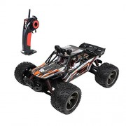 NEWFUN Remote Control Car 1/12 Scale 2WD S912 Radio Controlled Truck Waterproof Off Road Rc Car High Speed The Best Gift Powerful Racing Car
