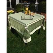 Vent du Sud Tischdecke Oliven, Grün 160 x 200 cm