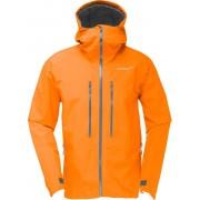Norrøna M's Trollveggen Gore-Tex Light Pro Jacket Pure Orange 2019 L Vandringsjackor