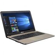 ASUS X541NA-GO121T Laptop(Intel PQC-N4200/4GB RAM/1TB HDD/16.5/ Windows 10) Chocolate
