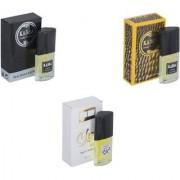 Skyedventures Set of 3 Kabra Black-Kabra Yellow-Silent Love Perfume