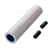 Etiqueta etiquetas de papel / rollos de tinta establecidos para motex MX-5500 etiquetador - blanco