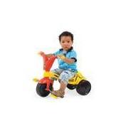Triciclo Infantil Tigrão Amarelo Xalingo Brinquedos Amarelo