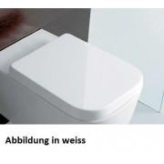 Globo Classic WC-Sitz mit Deckel, mit Absenkautomatik, weiss glänzend SS020BI