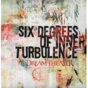 Video Delta Dream Theater - Six Degrees Of Inner Turbulence - Vinile