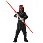 Disfarce dark Maul Star Wars™ criança
