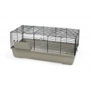 Cușcă pentru iepuri Baldo Negru