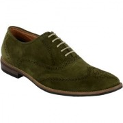Goosebird Best Looks Men's Synthetic Leather Formal Shoes Office Lace-up Shoes