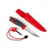 Cutit Cercetas / Vanator Light My Fire Knife Rosu (Red)