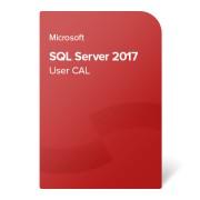 Microsoft SQL Server 2017 User CAL, 359-06553 certificat electronic
