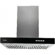 Hindware ZITA 60 Wall Mounted Chimney(BLACK 1100 CMH)