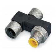 WAGO 756-9303/050-000 DeviceNet-M12-Drop-T-stuk Inhoud: 1 stuks