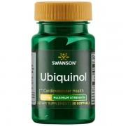 Swanson Ubiquinol Koenzym Q10 200 mg 30 kapslí