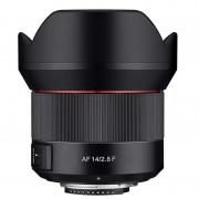 Samyang Objectiva AF 14mm F2.8 F para Nikon