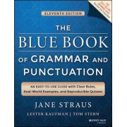 The Blue Book of Grammar and Punctuation: An Easy-To-Use Guide with Clear Rules, Real-World Examples, and Reproducible Quizzes, Paperback