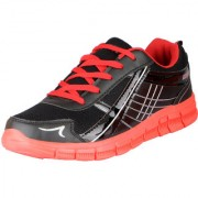 Sparx Men's Black Red Sports Running Shoes
