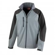 Result Mens Ice Fell Hooded Softshell Breathable Waterproof Jacket ...