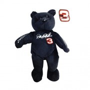 Nascar Dale Earnhardt # 3 23 Karat Goldn Bears Beanbag Plush Collectible Bear (Case Pack Of 20)