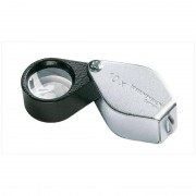 Eschenbach Magnifying glass 10X aplanatic folding magnifier
