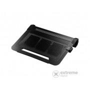 Cooler notebook Master (R9-NBC-U3PK-GP) Notepal U3 Plus, negru