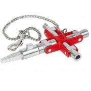 KNIPEX Klucz uniwersalny do zastosowań w budownictwie 00 11 06 V01