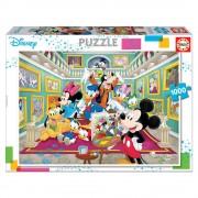 Educa Disney Mickey Mouse galériája puzzle, 1000 darabos