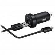 Samsung EP-LN930C USB-C Fast Car Charger Mini - Black