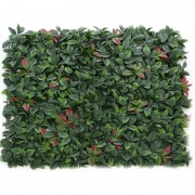 Gard artificial, model Photinia, 100 x 100 cm