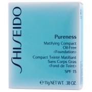 Shiseido Pureness Matifying Compact Fondotinta 50 Deep Ivory 11 g