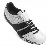 Giro Factress Women's Road Cycling Shoes - White/Black - EU 37/UK 4 - White
