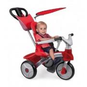 Triciclo Baby Tike Evolución Rojo - Famosa