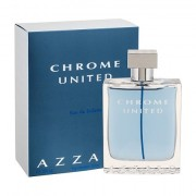 Azzaro Chrome United eau de toilette 100 ml uomo