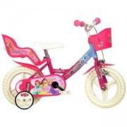 Детско колело Princess - 12 инча Dino Bikes, 120117548