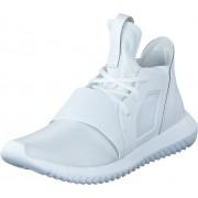adidas Originals Tubular Defiant W Core White/Core White/Core Bla, Skor, Sneakers & Sportskor, Chukka sneakers, Vit, Dam, 37
