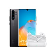 HUAWEI P30 Pro New Edition - 256 GB Zwart + FreeBuds 3i