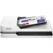 Epson Escaner plano epson workforce ds-1660w a4/ 25ppm/ duplex/ usb 3.0/ red opcional/ wifi