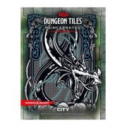 Wizards of the Coast Dungeons & Dragons RPG Dungeon Tiles Reincarnated: City (16)