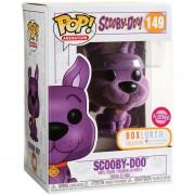 Funko Scooby-Doo #149 Box Lunch Sticker Flocked