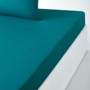 La Redoute Interieurs Lençol-capa em algodão, SCENARIOazul petróleo- 140 x 190 cm