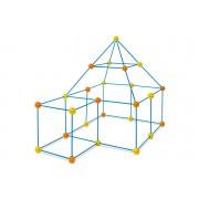 Eurotrade Ltd - I Want Wallpaper Children's Play Construction Set - 72 Pieces!